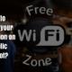 Secure Public WiFi